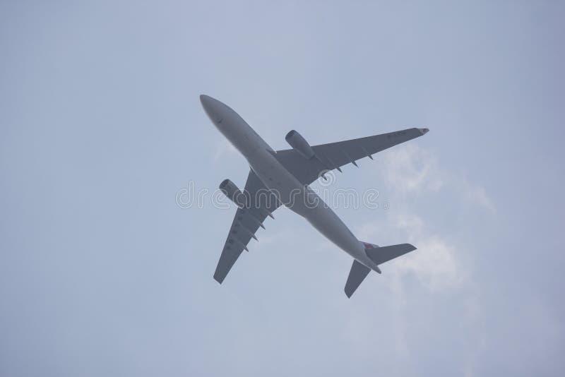 B-5936 аэробус A330-200 авиакомпании Китая восточной стоковые изображения