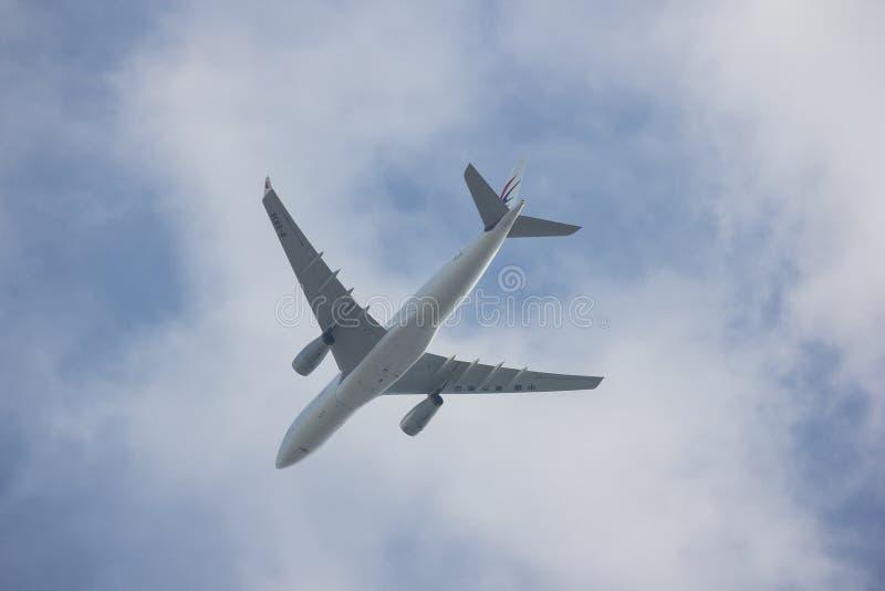 B-5936 аэробус A330-200 авиакомпании Китая восточной стоковые изображения rf