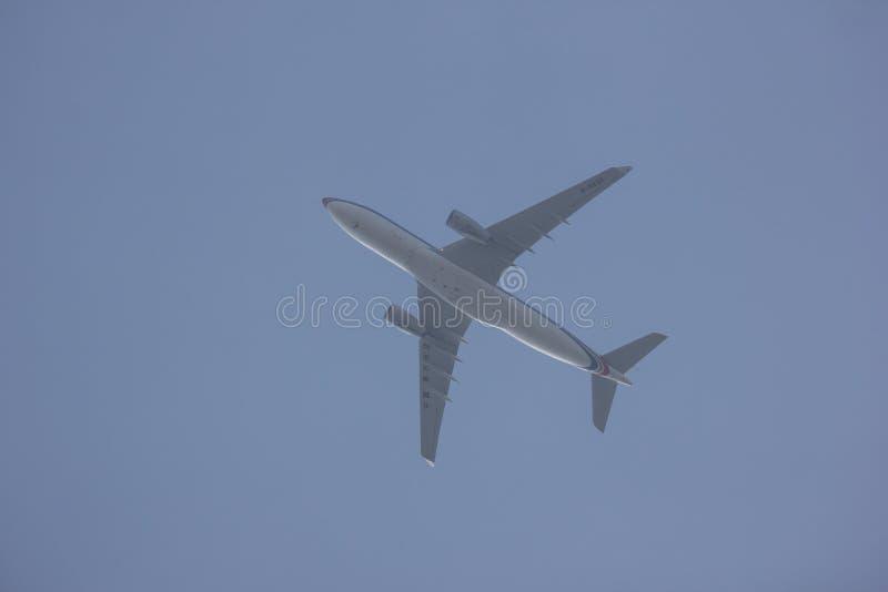 B-5938 аэробус A330-200 авиакомпании Китая восточной стоковая фотография
