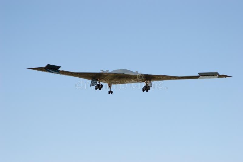 B-2 bombardeiro 5 fotografia de stock