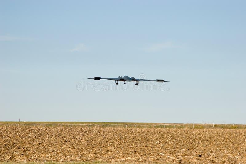B-2 bombardiere 6 immagini stock libere da diritti
