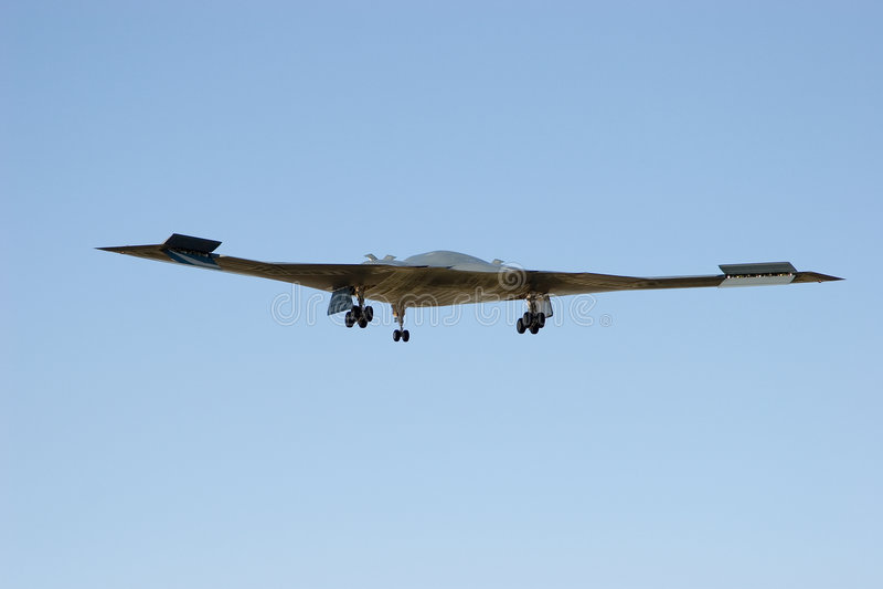 B-2 Bomber 5 stockfotografie