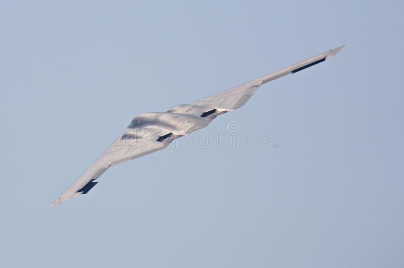 B-2 de bommenwerper van de geest stock afbeelding
