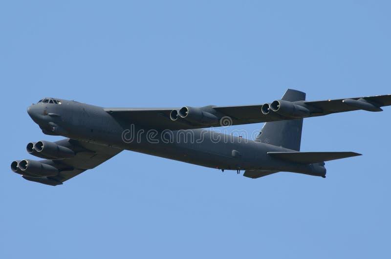 B-52 bommenwerper royalty-vrije stock foto