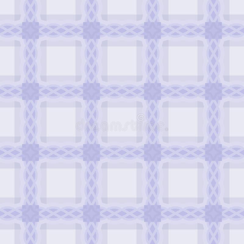 Download Błękita wzór ilustracja wektor. Obraz złożonej z powtórka - 30092236