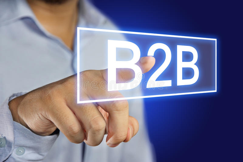 B2B stock photos