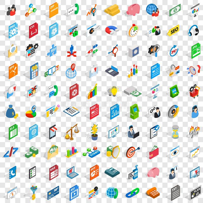 100 b2b icons set isometric 3d style stock vector illustration of download 100 b2b icons set isometric 3d style stock vector illustration of diagram ccuart Image collections