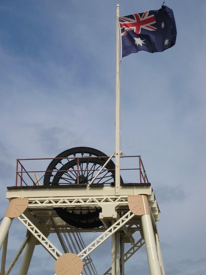 <b>Bandeira de ouro</b> fotos de stock royalty free