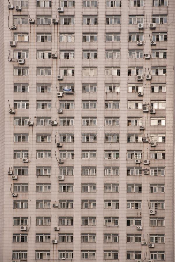 b fasadowy mieszkań ock obrazy stock