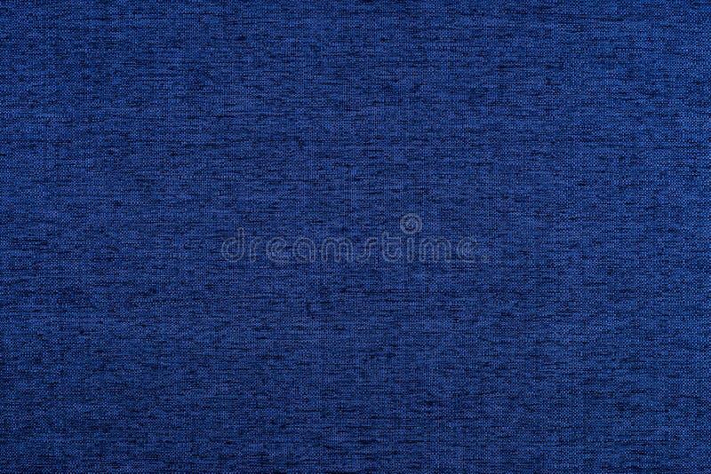 B??kitna tekstura tkanina od tekstylnego materia?u obrazy stock