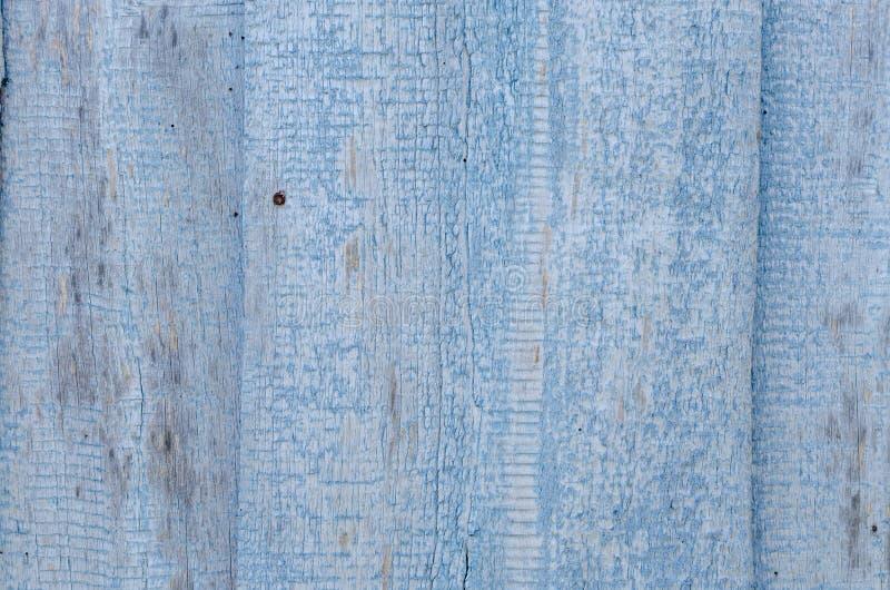 B??kitny drewniany tekstury t?o obrazy royalty free