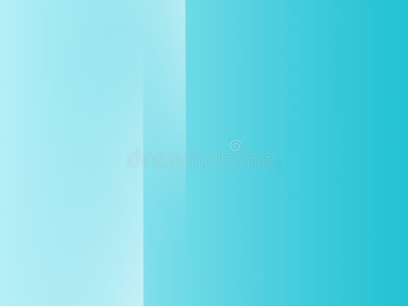 B??kitny Minimalny Elegancki Abstrakcjonistyczny Liniowy zagniecenie wzoru t?o ilustracja wektor
