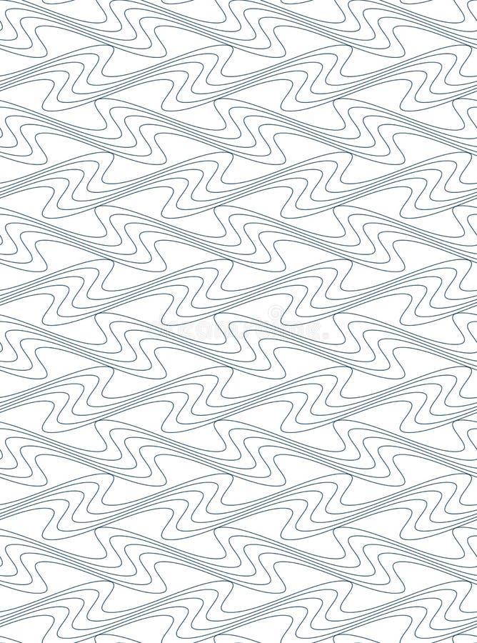 B?ljer gjord dekorativ fortl?pande bakgrund f?r vektorn genom att anv?nda linjer och kurvor Monokrom förtjäna sammansättning kan  vektor illustrationer
