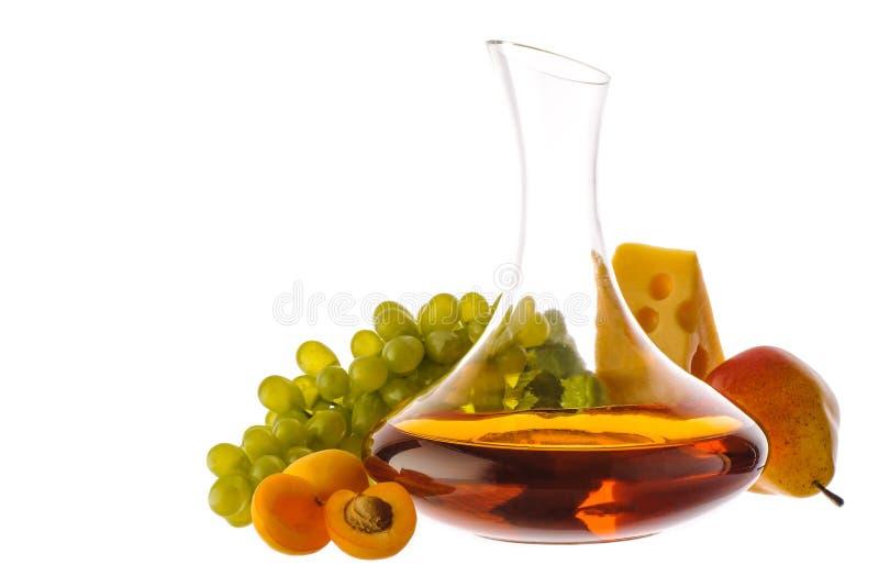B?rnstensf?rgad Wine royaltyfri bild