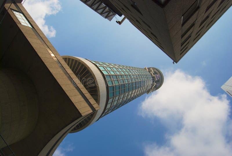 B.T TOWER stock photo