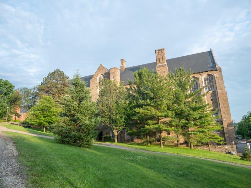 B?timent de Cornell Campus photographie stock