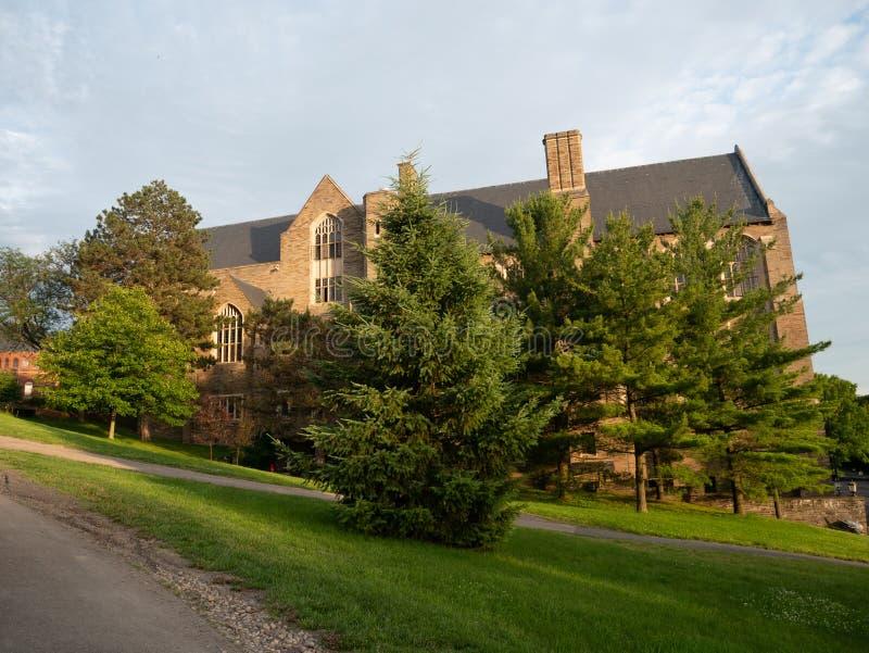 B?timent de Cornell Campus photos libres de droits