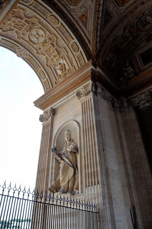 B?timent ? Vatican image stock