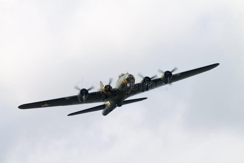 B17 Vliegende Vesting royalty-vrije stock fotografie