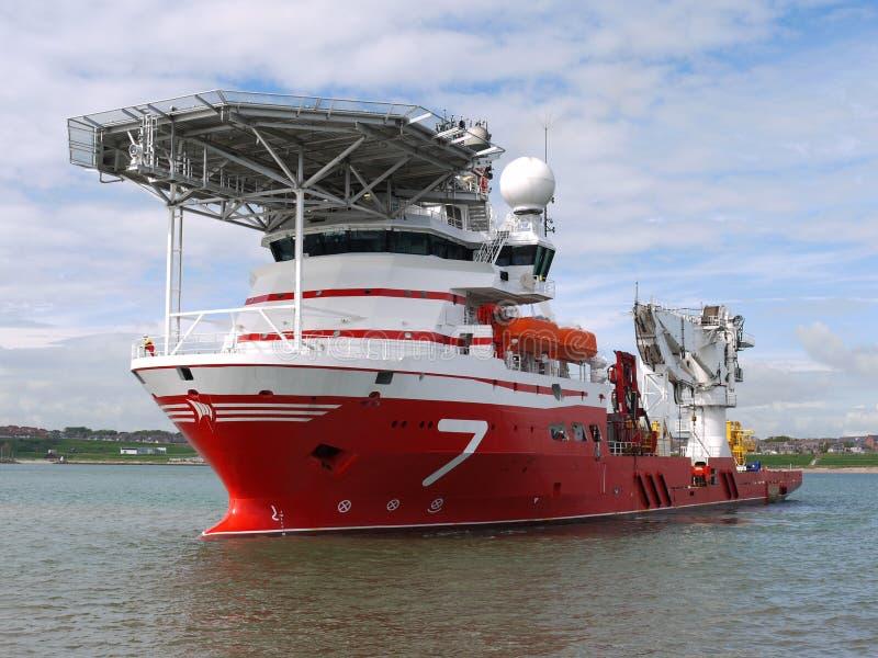 b1 na morzu subsea obrazy stock