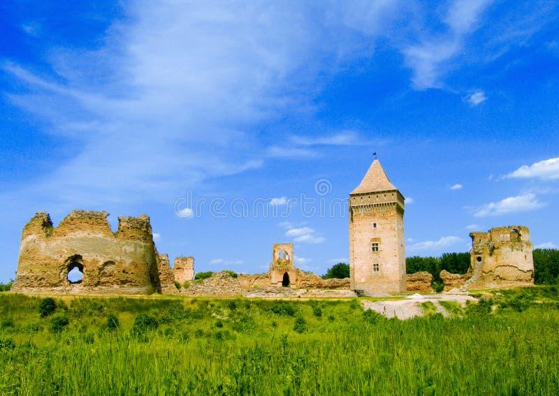 BaÄ fästning arkivbilder