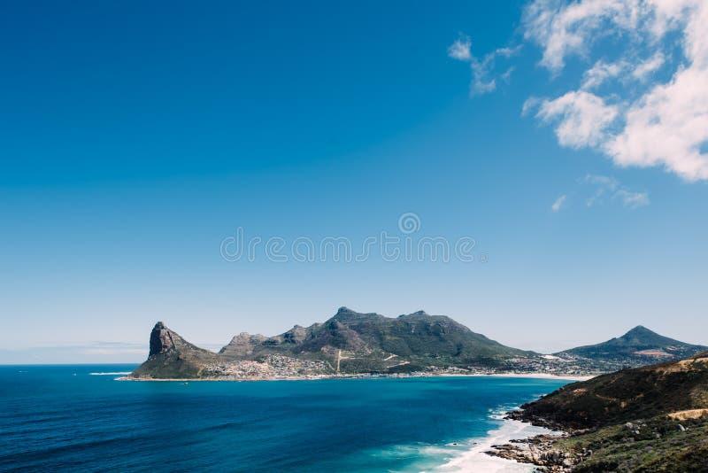Baía de Hout, Cape Town, África do Sul fotos de stock royalty free