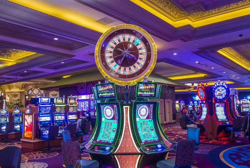 Baía de Las Vegas-mandalay imagem de stock royalty free