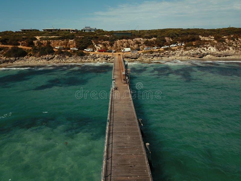 Baía de Vivonne fotografia de stock
