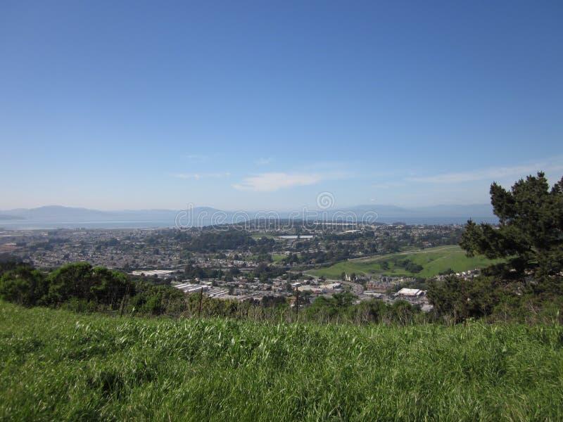 Baía do leste Califórnia foto de stock royalty free