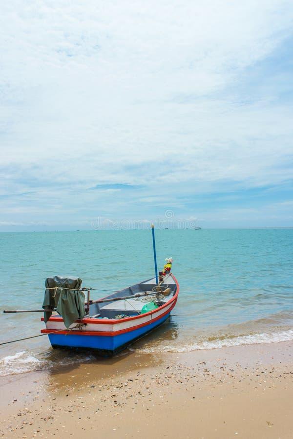 Baía e mar fotografia de stock
