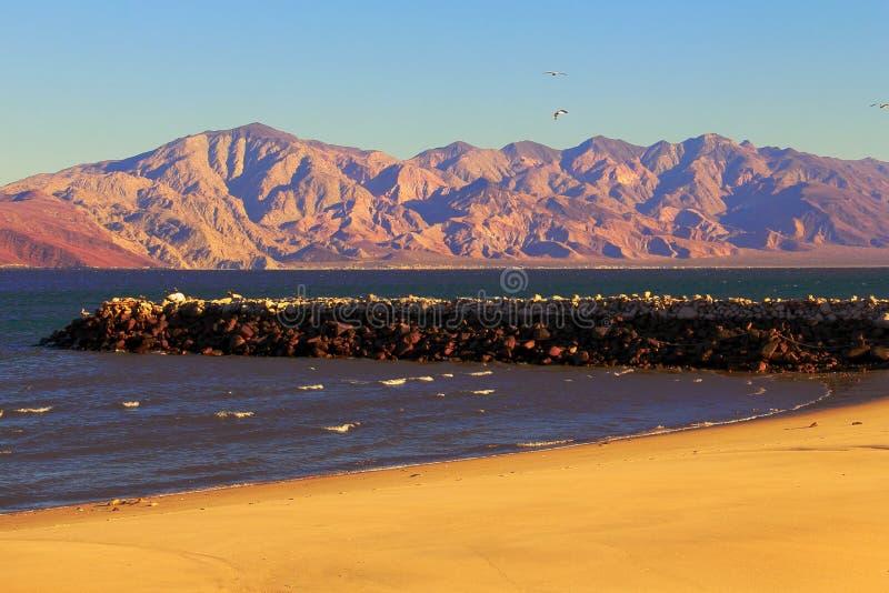Baía IV de Angeles imagens de stock