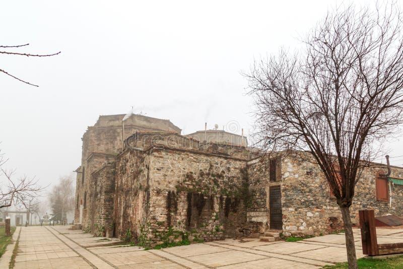 Baño turco del hamam de Dayioglu imagen de archivo