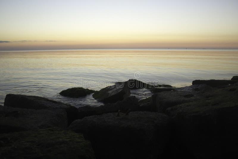 Bałtycki ocean fotografia royalty free