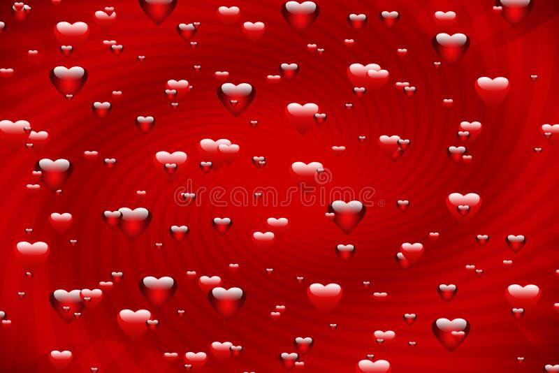 bańka miłości ilustracja wektor
