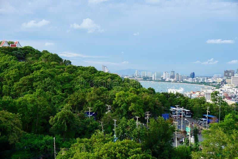 Ba?a de Pattaya fotos de stock royalty free