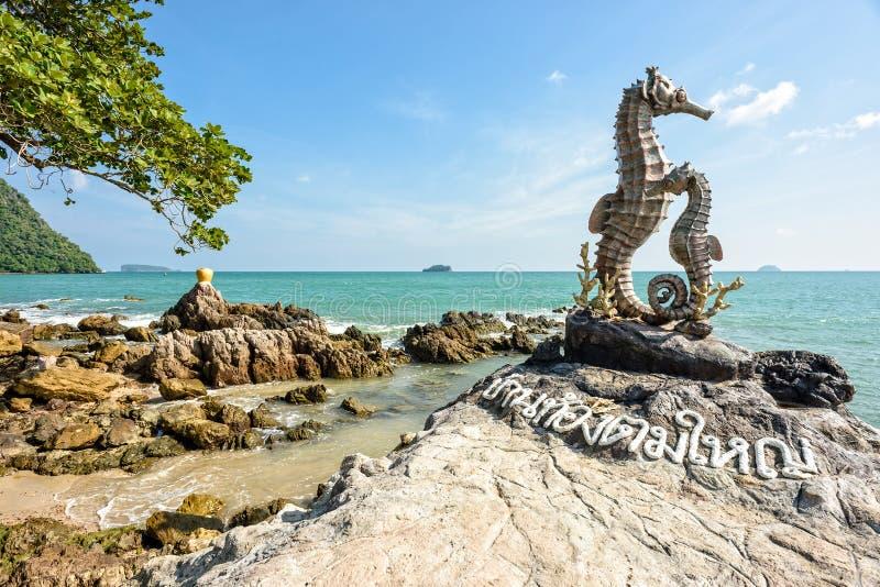 Baan Tong Tom Yai Landmark photo stock