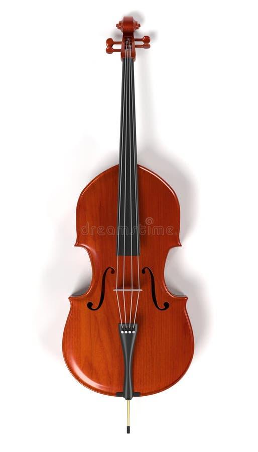 Baarzen - muzikaal instrument vector illustratie