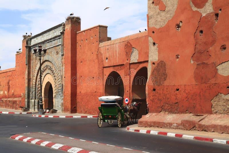 Bab Agnaou immagini stock libere da diritti