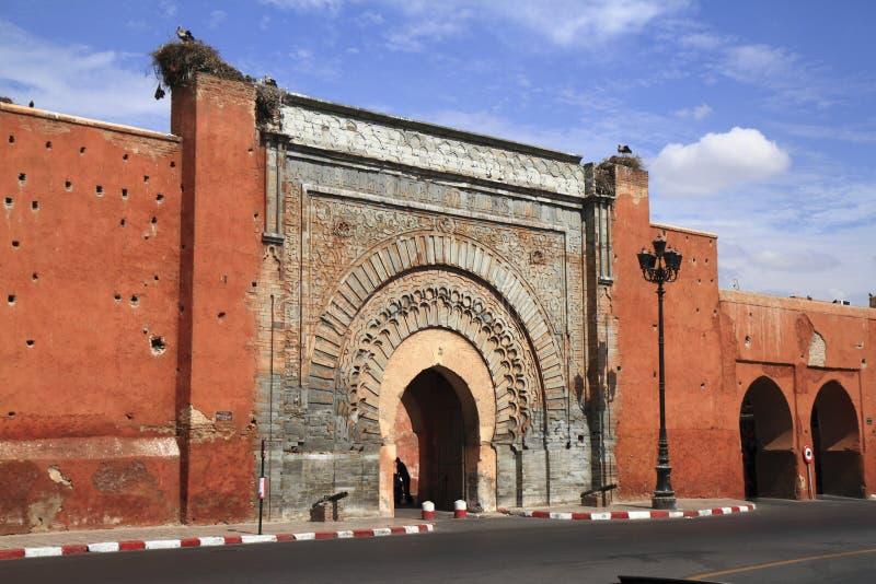 Bab Agnaou fotografia stock libera da diritti