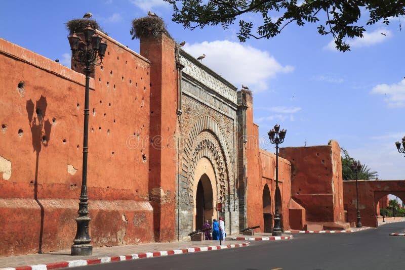 Bab Agnaou fotografie stock libere da diritti