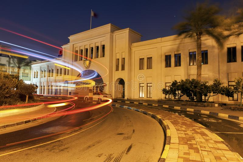 Bab Al Bahrain - Bahrain Gate royalty free stock photography
