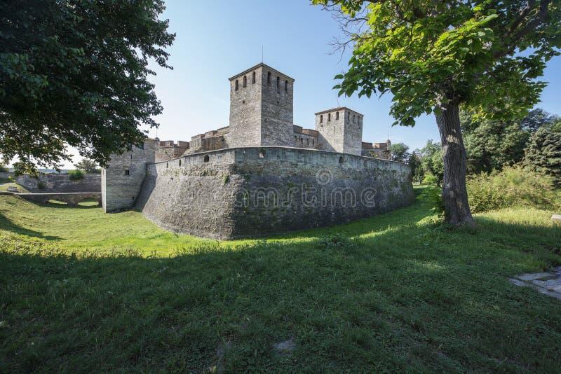 Baba-Vida de forteresse de ville Vidin photo libre de droits