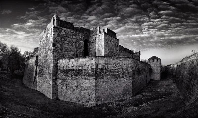 Baba Vida Fortress royalty-vrije stock fotografie