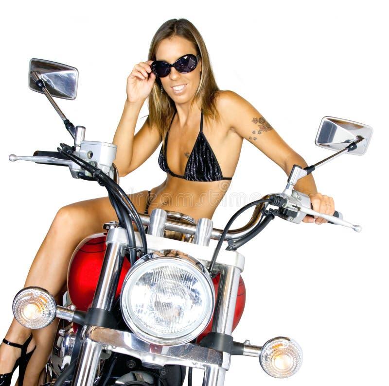 babe ποδηλάτης στοκ φωτογραφίες