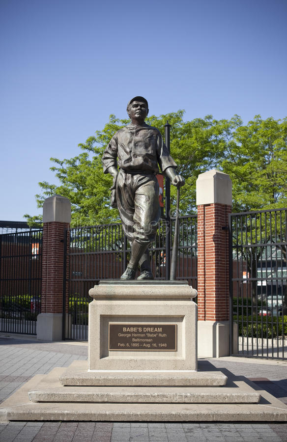 Babe Ruth stock afbeeldingen