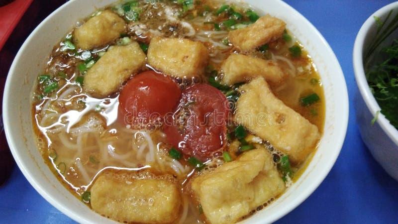 Babeczka Rieu, brzęczenia Noi tradycyjny jedzenie zdjęcie stock