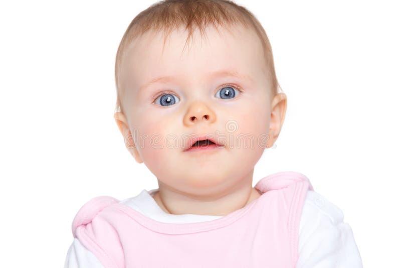 Babie изумило стоковая фотография rf