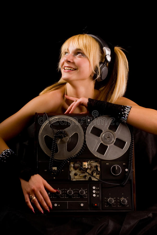 Babin recorder stock image