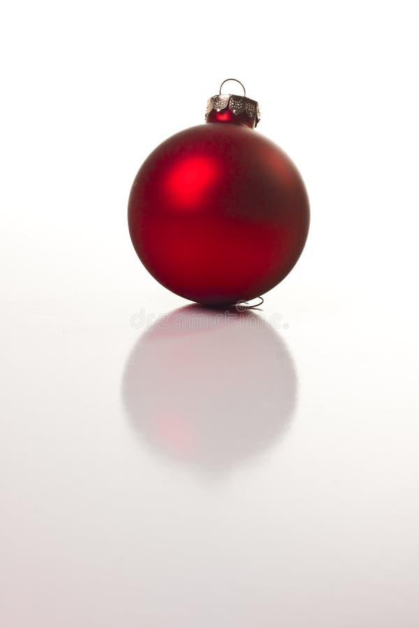 Babiole de Noël photographie stock libre de droits