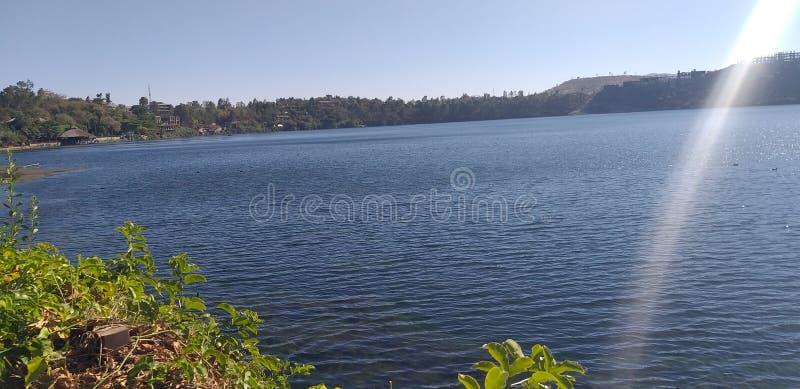 Babogayameer, Ethiopië stock foto